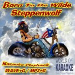 Born To Be Wilde - Karaoke-Version als Wave/MP3+G