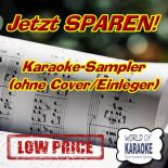 Karaoke CD - 17 Top-Songs im Style von BILLY JOEL - Backstage