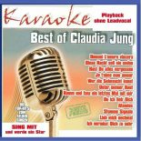 Best of Claudia Jung - Playbacks mit Textheft