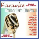 Best of Italo Hits Vol.1 - Playbacks mit EXTRA Textbuch