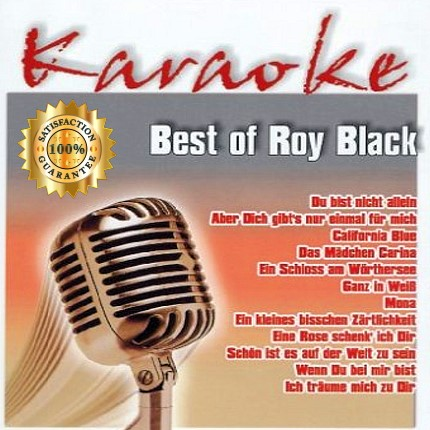 Best of Roy Black - Playbacks