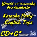 World-Of-Karaoke Präsentiert Karaoke Party - English Tops - Playbacks