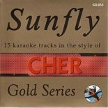 Sunfly Karaoke Gold Series - Songs of Cher - GD-053 - Playbacks