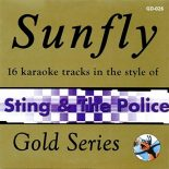 Sunfly Karaoke Gold Series GD-026 - Sting & The Police