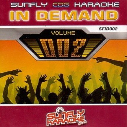 Sunfly Karaoke In Demand Volume 2