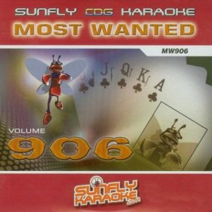Sunfly Karaoke Most Wanted Volume 906-a