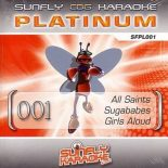 Sunfly Karaoke Platinum Series Volume 1 - All Saints and more