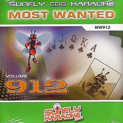 Sunfly Most Wanted 912 - Karaoke