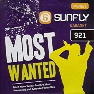 Sunfly Most Wanted 921 - Karaoke Playbacks