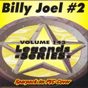 Billy Joel - Legends Karaoke - CD+G Playbacks