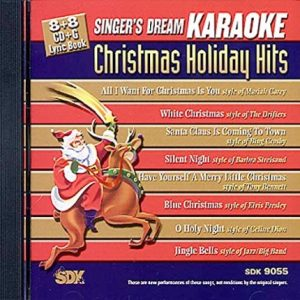 Christmas Holiday Hits – Singer-s Dreams - SDK 9055 - Karaoke Playbacks