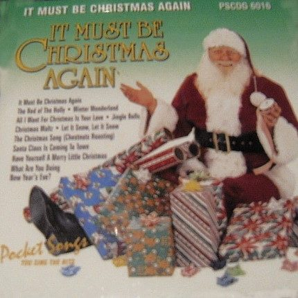 Christmas Murray Ross - It Must Be Christmas Again - PSCDG 6016