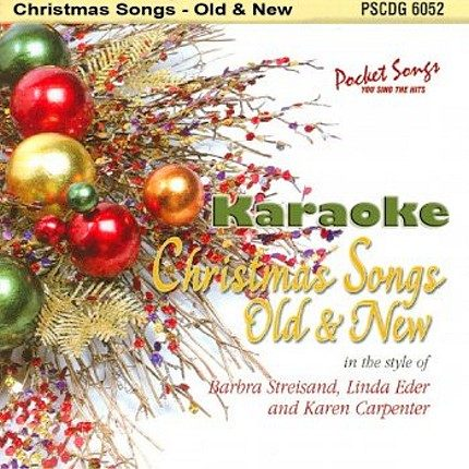Christmas Songs Old & New - Weihnachts-Karaoke