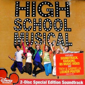 Disney's High School Musical Gold Edition - Karaoke Playbacks - CD+G