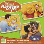 Disney Series – Duets – Karaoke Playbacks – CD+G