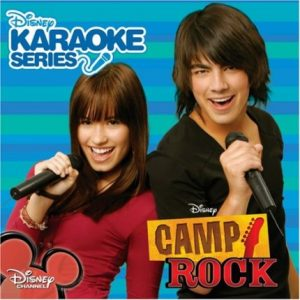 Disney Series - Camp Rock - Karaoke Playbacks - CD+G