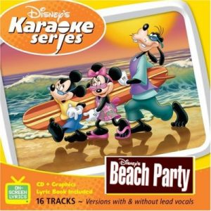 Disney's Series - Beach Party - Karaoke Playbacks