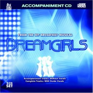 Dreamgirls - Das Musical - Doppel-CD – Karaoke Playbacks
