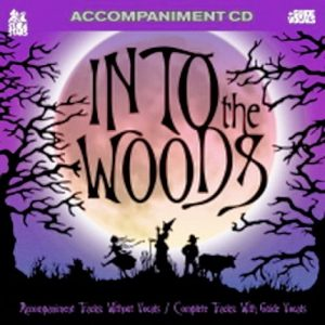 Into The Woods – Musical - Karaoke Playbacks - CD-Frontseite