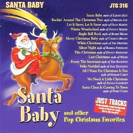 Santa Baby - And Other Pop Christmas Favorites
