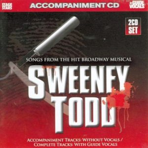 Sweeney Todd - Das Musical - Karaoke Playbacks