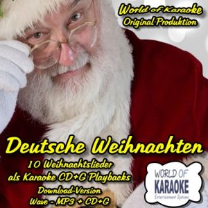 World Of Karaoke - Deutsche Weihnachten - Download - CD+G