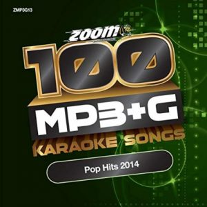 Zoom G 100 Songs - Pop Hits 2014 - Playbacks