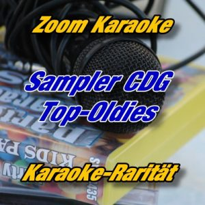 Zoom - Sampler CD+G - Promo-Rariät