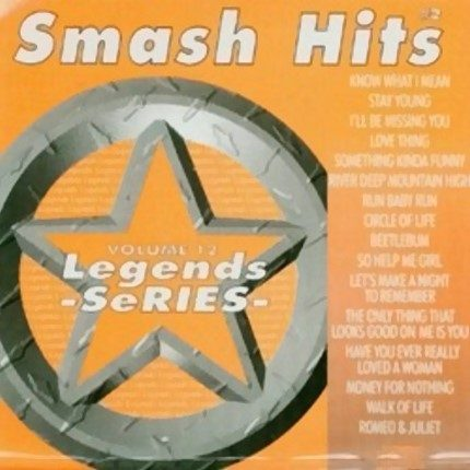smash hits 2 legends karaoke