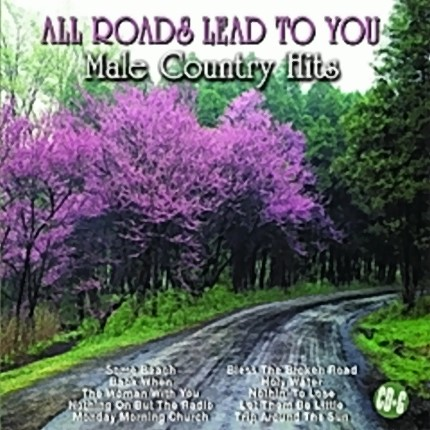 All Roads Lead To You - Karaoke Playbacks - PSCD 1632 - CD-Front