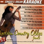 Golden Country Oldies Female - Karaoke Playbacks - SDK 9062 (Sparausgabe)