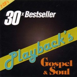 Gospel & Soul Playback'S – Audio Playbacks - CD-Front