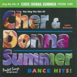 Hits von Cher und Donna Summer - Karaoke Playbacks - PSCDG 1449