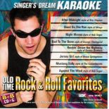 Old Time Rock & Roll Favorites - Karaoke Playbacks - CDG (Sparangebot)