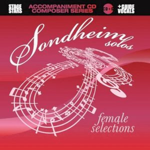 Sondheim Solos, Female - Karaoke Playbacks - Stage Stars