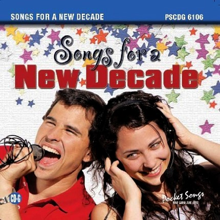 Songs for a New Decade PSCDG 6106 - Front
