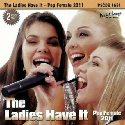 The Ladies Have It – Pop Female - PSCDG 1651