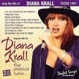 Top-Hits von Diana Krall - The Music's Here - Karaoke Playbacks