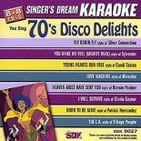70's Disco Lights - Karaoke Playbacks - SDK 9027 (Schnäppchen)