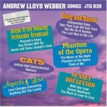 Andrew Lloyd Webber Songs als Karaoke Playbacks - JTG 039
