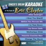 Best Of Eric Clapton – Karaoke Playbacks – SDK 9013 - Top-Songs