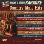 Country Male Hits - Karaoke Playbacks - SDK 9041 (Sparangebot)