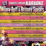 Hilary Duff und Britney Spears - Karaoke Playbacks - SDK 9021 (BULK-Angebot)