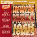 Anthony Newley, Matt Monro & Jack Jones – JTG 025 - Karaoke Playbacks