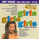 JTG150 – GIRLS GIRLS GIRLS VOL.2 - Karaoke Playbacks