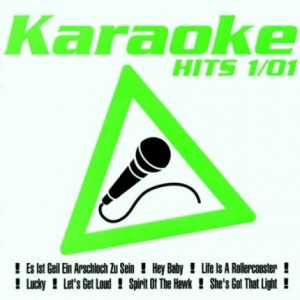 Karaoke Hits 1-01 – Audio Karaoke Playbacks - CD-Front