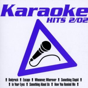 Karaoke Hits 2-02 - Audio Karaoke Playbacks - CD-Front
