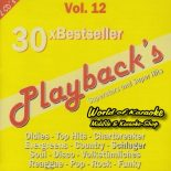Playbacks Vol.12 - Titan - 30 Bestseller - Audio Karaoke Playbacks