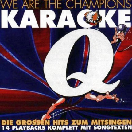 Queen - We Are The Champions - CD-Front