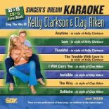 The Hits Of Kelly Clarkson & Clay Aiken - Karaoke Playbacks - SDK 9039 (Bulk-Angebot)